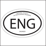 ENG Sticker