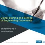 Digital Signing and Sealing of Engineering Documents