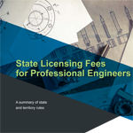 State Licensing Fees for Professional Engineers
